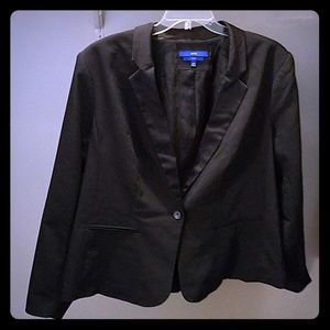Black 24W Women's Blazer
